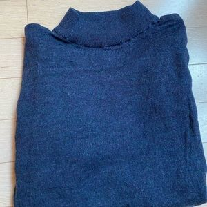 Madewell - mock neck sweater